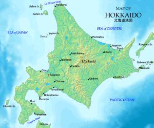 Hokkaidomap-en